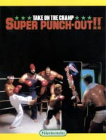 Super Punch-Out!! flyer